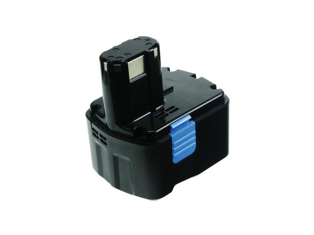 2-Power Baterie do AKU nářadí Hitachi BCL1415, 14.4V, 3Ah, PTI0114A