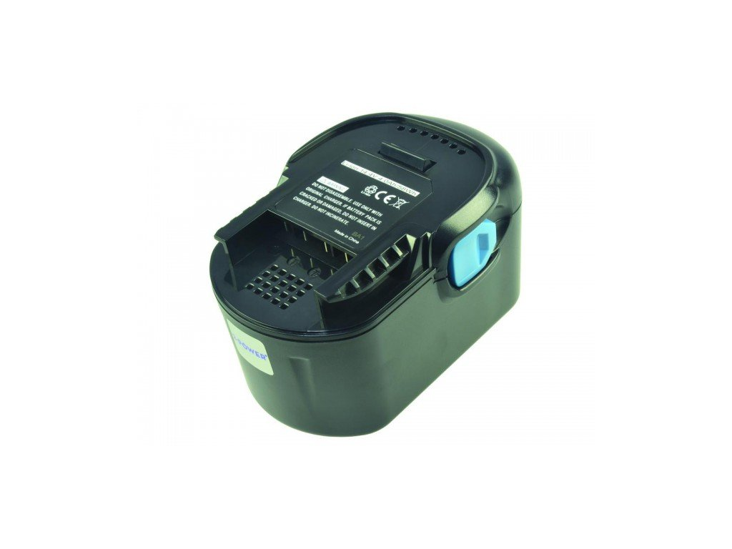 2-Power Baterie do AKU nářadí AEG BSB 14G, BSS 14, 14.4V, 4000mAh, PTI0269A
