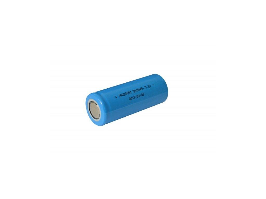 Nabíjecí průmyslový článek, baterie 26650 3,2V 3300mAh