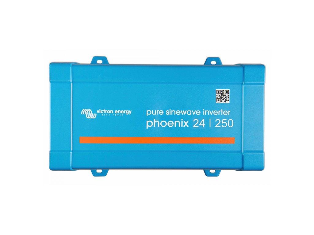 Měnič napětí SINUS Victron Energy Phoenix VE.Direct 250VA 24V