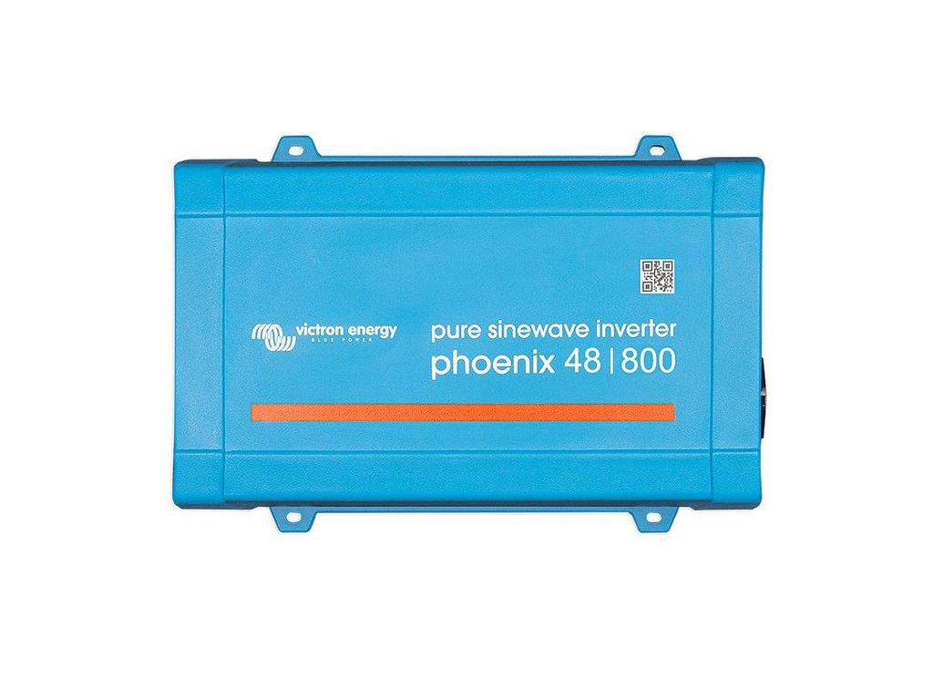 Měnič napětí SINUS Victron Energy Phoenix VE.Direct 800VA 48V