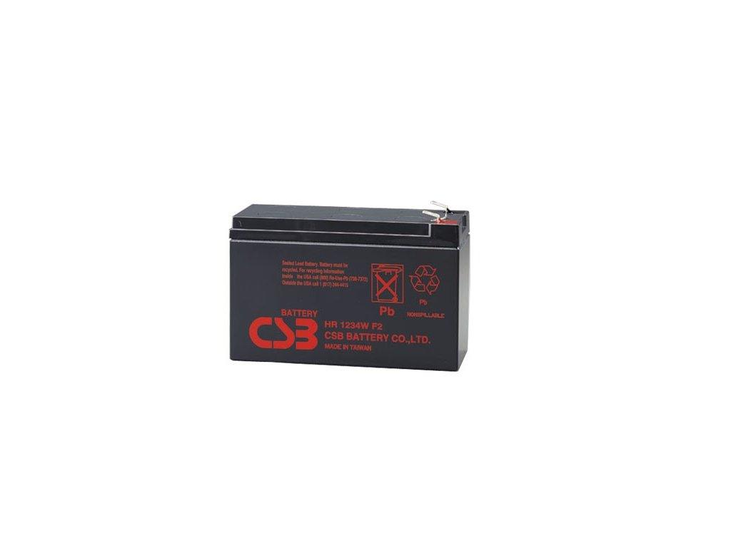 SYMMETRA 4, alternativa bez příslušenství (10ks CSB HR1234W F2)