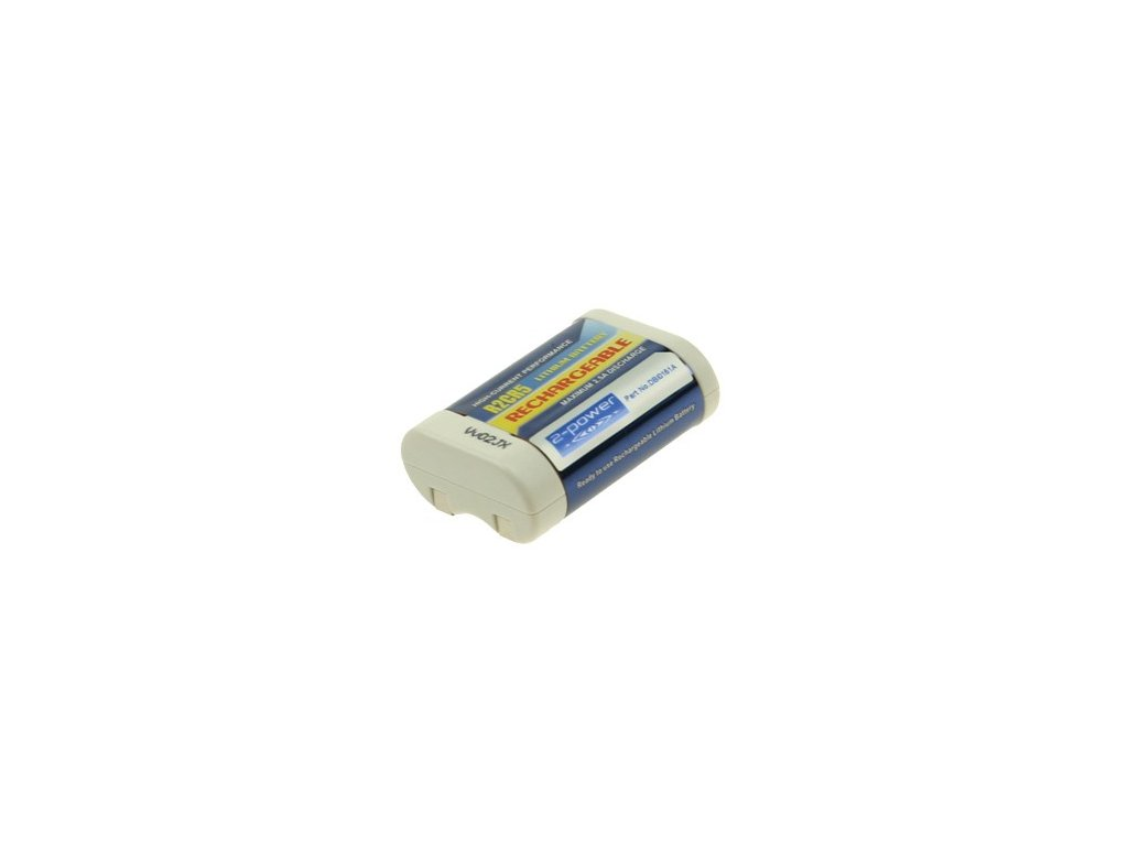 2-Power DBI0151A, 6 V 500 mAh, Lithium ion neoriginální