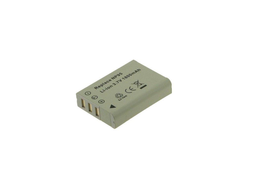 2-Power DBI9561A, 3,7 V 1500 mAh, Lithium ion neoriginální