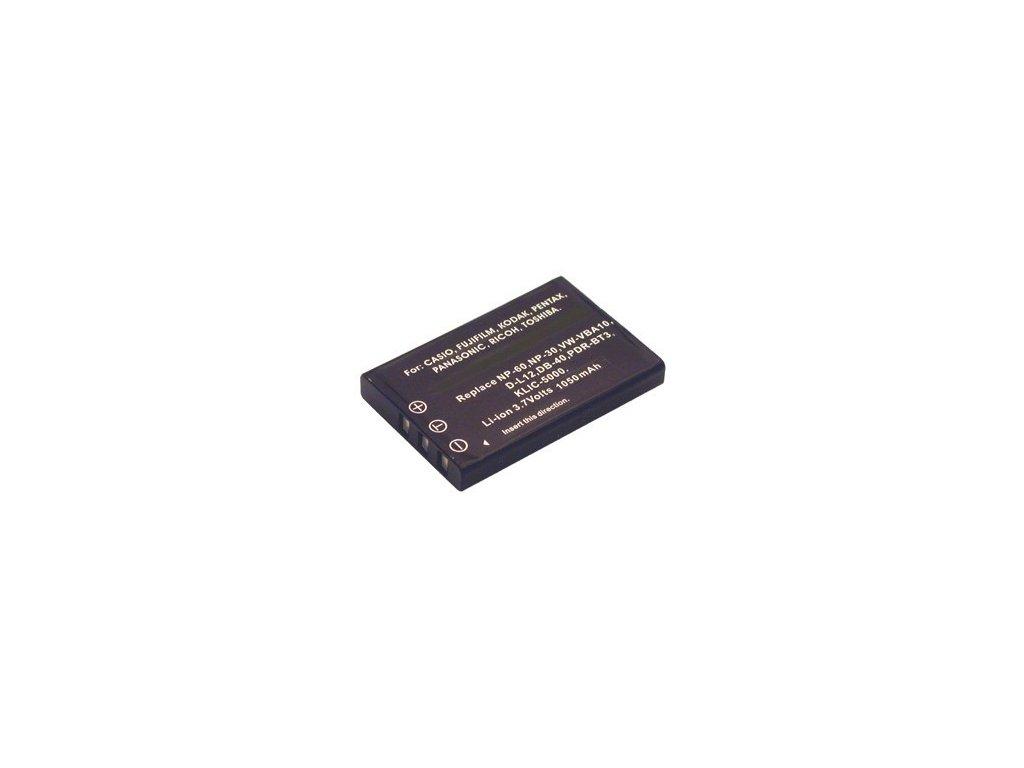 2-Power DBI9583A, 3,7 V 1150 mAh, Lithium ion neoriginální