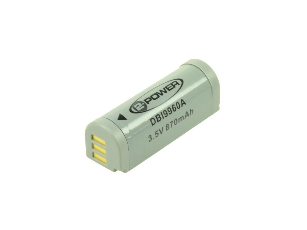 2-Power DBI9960A, 3,7 V 600 mAh, Lithium ion neoriginální