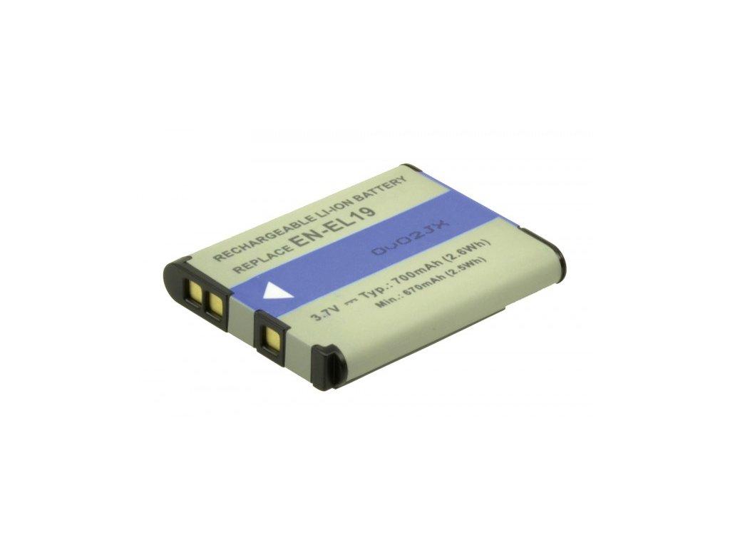 2-Power DBI9963A, 3,7 V 600 mAh, Lithium ion neoriginální