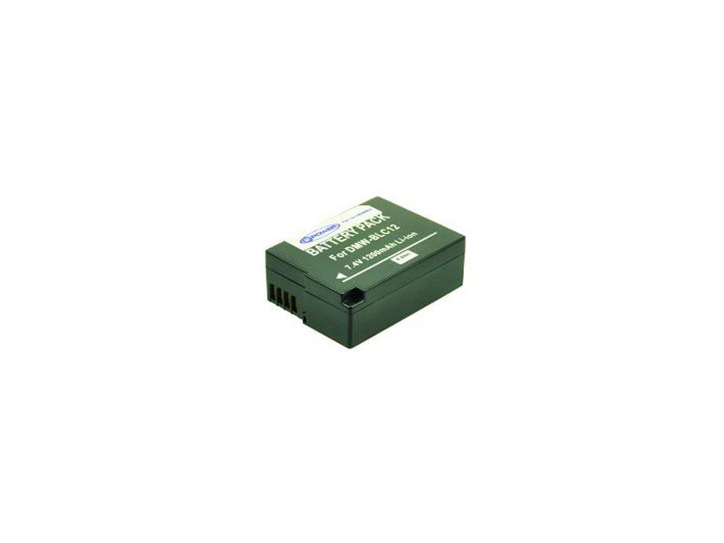 2-Power DBI9965A, 7,4 V 1000 mAh, Lithium ion neoriginální