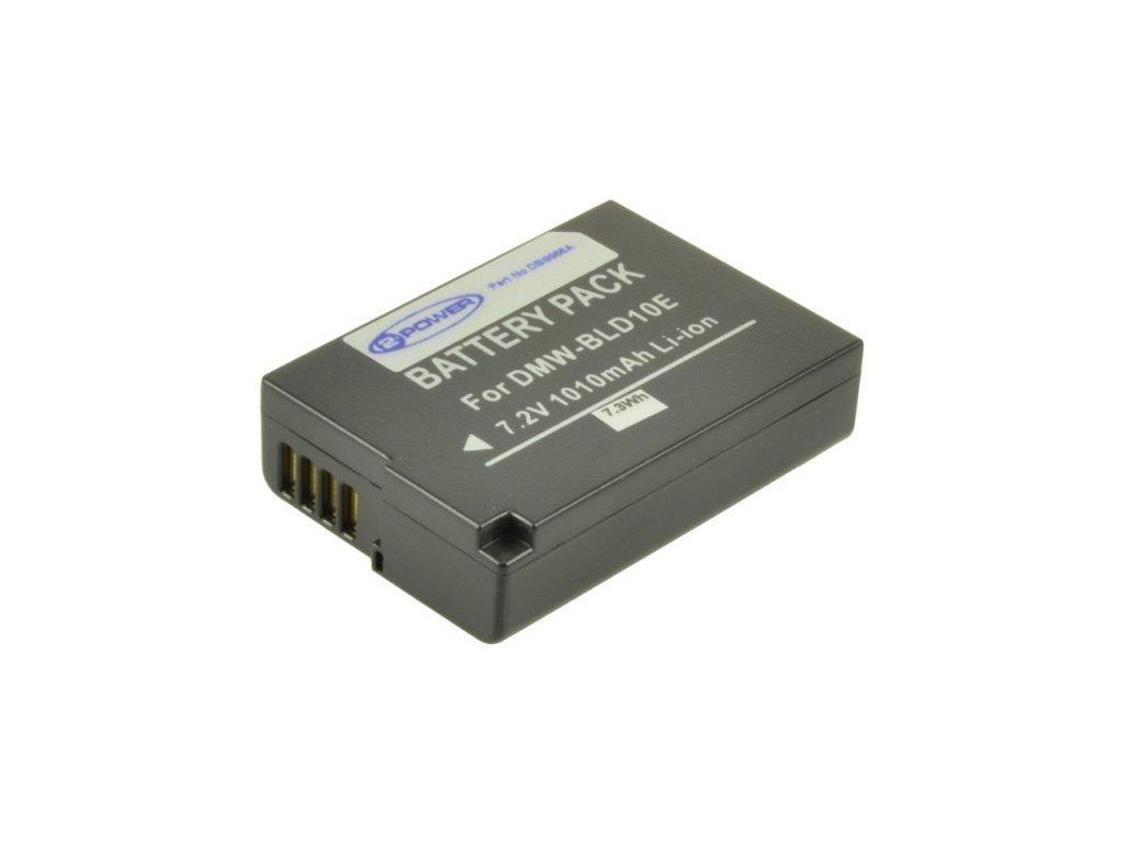 2-Power DBI9966A, 7,4 V 950 mAh, Lithium ion neoriginální