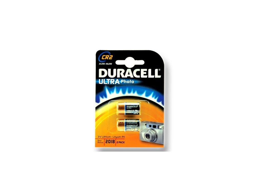 Duracell DLCR2, 3 V, Lithium