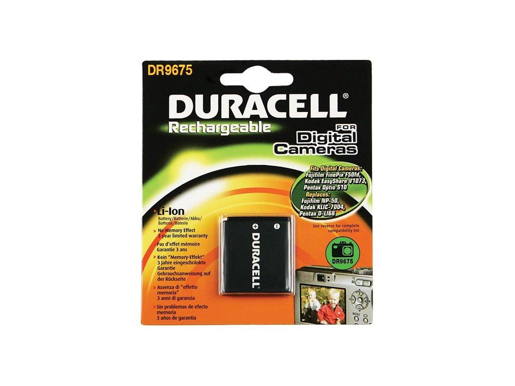 Duracell DR9675, 3,7 V 770 mAh, Lithium ion