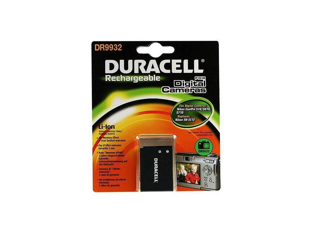 Duracell DR9932, 3,7 V 1000 mAh, Lithium ion