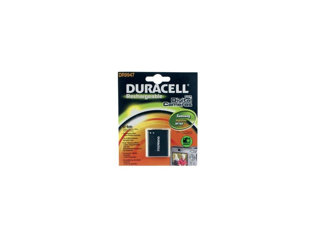 Duracell DR9947, 3,7 V 700 mAh, Lithium ion