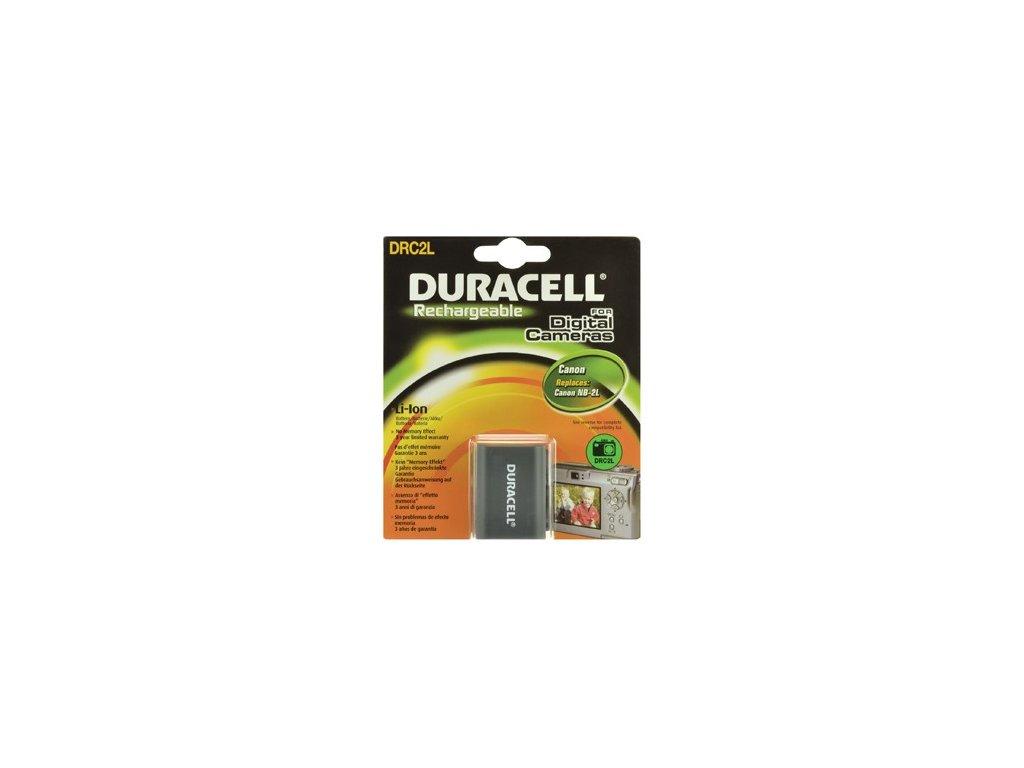 Duracell DRC2L, 7,4 V 700 mAh, Lithium ion