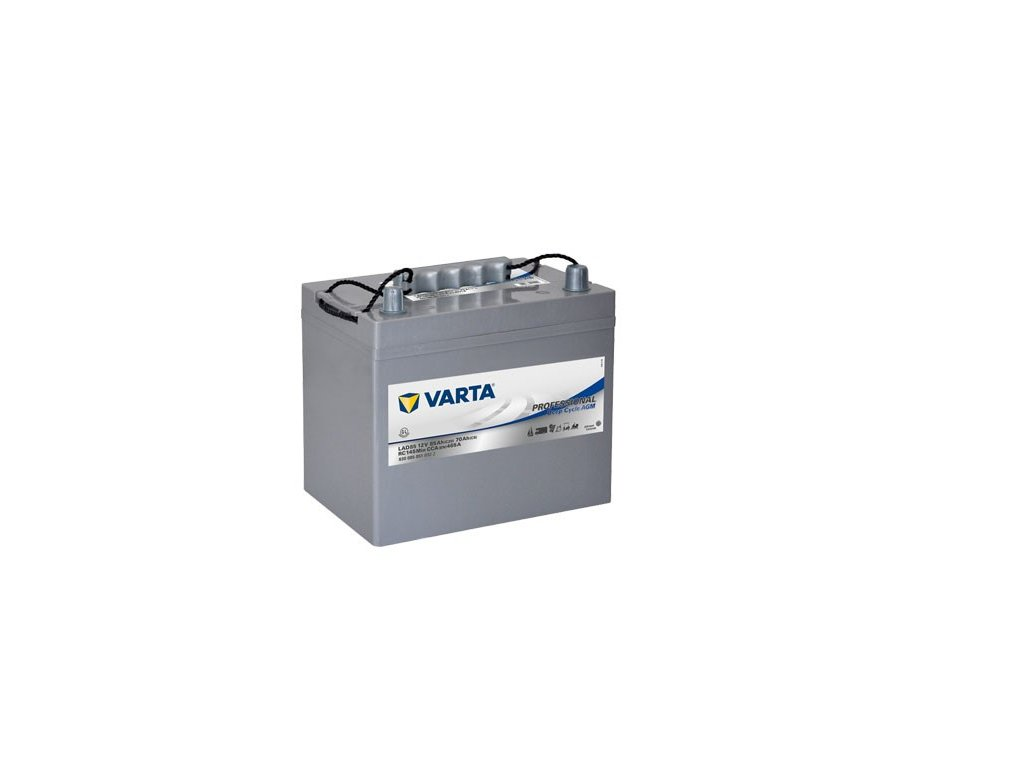 Trakční baterie Varta AGM Professional 830 085 051, 12V - 85Ah, LAD85