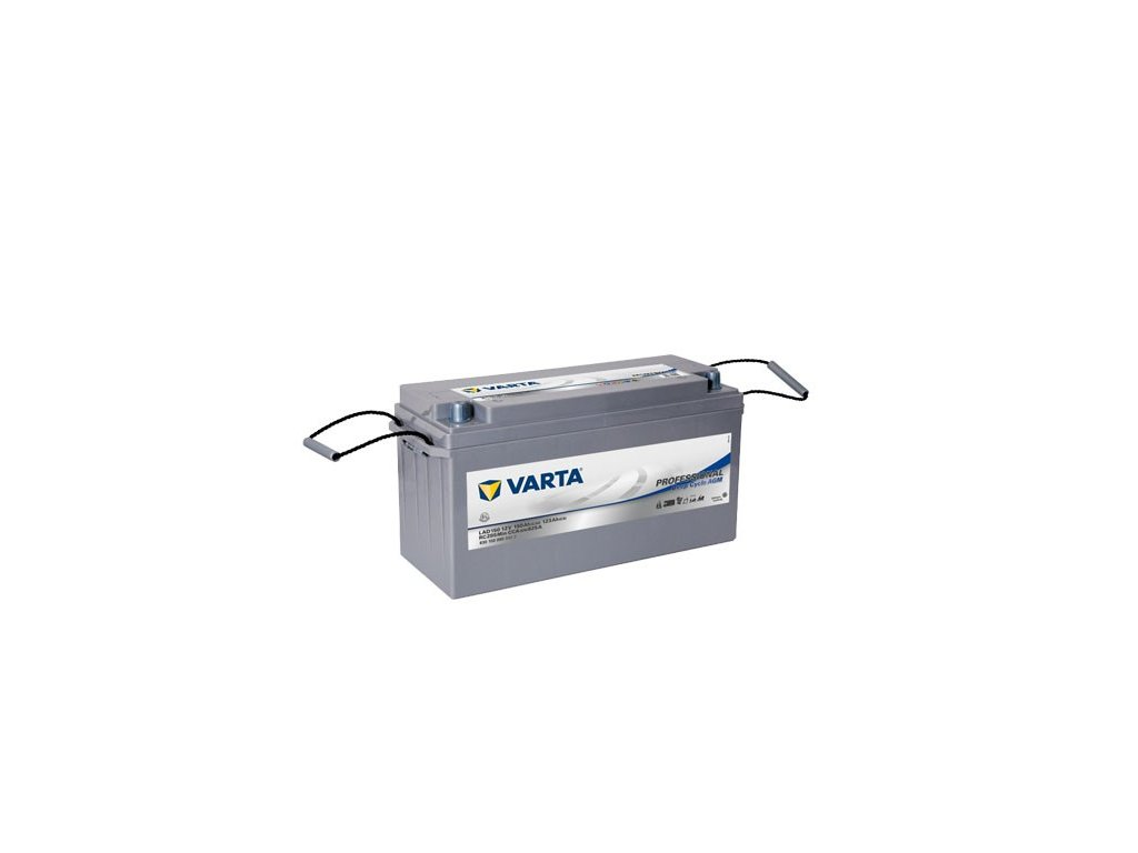 Trakční baterie Varta AGM Professional 830 150 090, 12V - 150Ah, LAD150