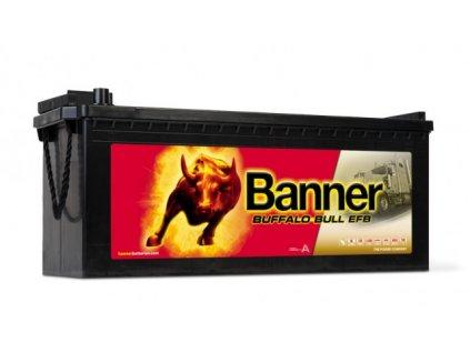 Autobaterie Banner Buffalo Bull EFB 740 17, 240Ah, 12V ( 74017 )