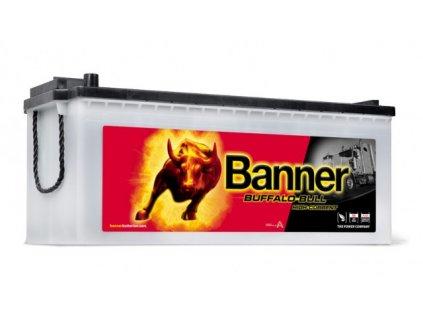 Autobaterie Banner Buffalo Bull 680 11, 180Ah, 12V ( 68011 )