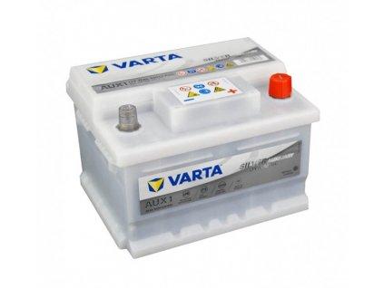 Autobaterie VARTA Silver Dynamic Auxiliary SLI 35Ah, 12V, AUX1