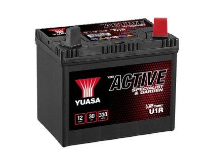 Baterie YUASA Garden U1R, 12V,  30Ah