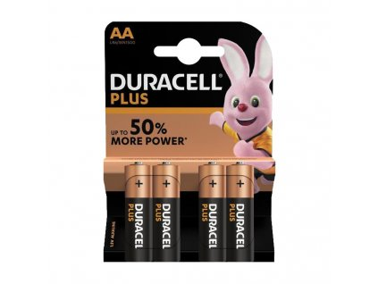 DURACELL Plus Power 1.5V, AA (MN1500)