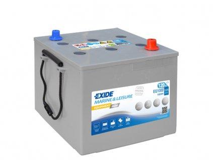 Baterie EXIDE EQUIPMENT AGM 120Ah, 12V, EQ1000 (EQ 1000)
