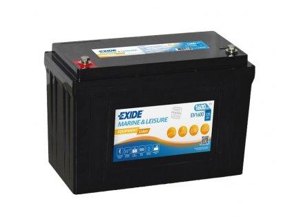 Baterie EXIDE EQUIPMENT Li-ion 125Ah, 12V, EV1600 (EV 1600)