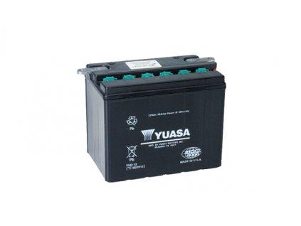 Motobaterie YUASA (originál) YHD-12, 12V,  32Ah