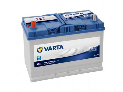 Autobaterie VARTA BLUE Dynamic 95Ah, 12V, G8