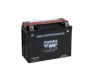 Motobaterie YUASA (originál) YTX24HL-BS, 12V,  21Ah