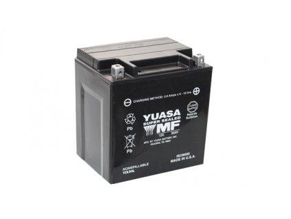 Motobaterie YUASA (originál) YIX30L, 12V,  30Ah
