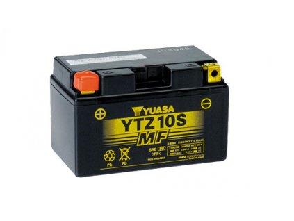 Motobaterie YUASA (originál, factory activated) YTZ10S, 12V,  8,6Ah