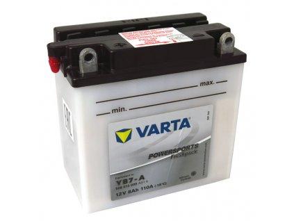 Motobaterie VARTA  YB7-A, 8Ah, 12V