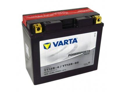 Motobaterie VARTA  YT12B-BS, 12Ah, 12V