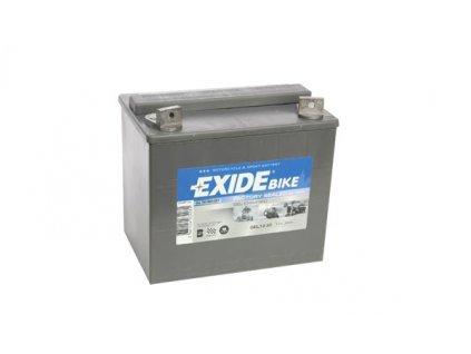 Motobaterie EXIDE BIKE Factory Sealed 30Ah, 12V, GEL12-30