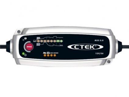 CTEK Nabíječka MXS 5.0, 12V 0.8A/5A s teplotním čidlem