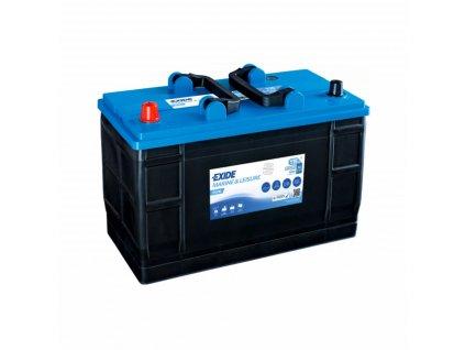 Baterie EXIDE DUAL 115Ah, 12V, ER550 (ER 550)