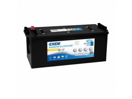 Baterie EXIDE EQUIPMENT GEL 140Ah, 12V, ES1600 (ES 1600)