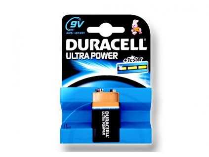 DURACELL Ultra článek 9V (MX1604)