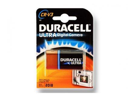 DURACELL Photo Lithium článek 3V, CR-V3 (DLCR-V3)
