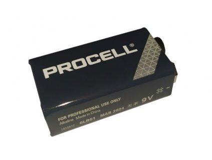 DURACELL Procell článek 9V (MN1604)