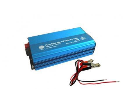 Měnič napětí FST SPI 12 030E, DC12V / AC230V, 300W, čistá sinusoida