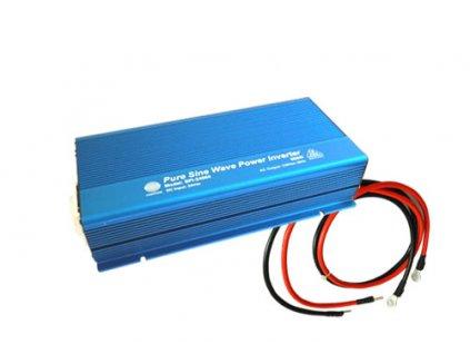 Měnič napětí FST SPI 24060, DC24V / AC230V, 600W, čistá sinusoida