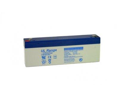 Ultracell UL2.4-12 (12V - 2,4Ah), VRLA-AGM záložní baterie