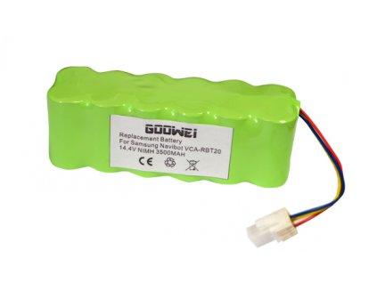 Goowei Baterie Samsung Navibot SR88xx, VCR88xx, SR8Fxx, SR87xx, VCR87xx - 3500mAh, neoriginální