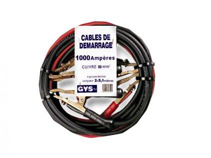 P start kabely 1000A