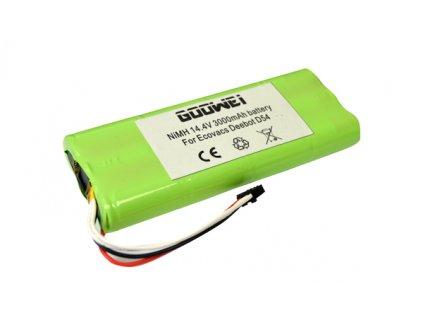 Goowei Baterie Ecovacs Deebot D54, D56, D58, D59 - 3000mAh, neoriginální