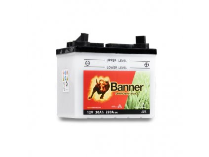 Baterie Banner Garden Bull 53020, U1R-32, 30Ah, 12V