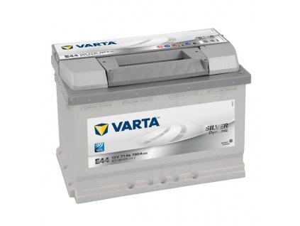 Autobaterie VARTA SILVER Dynamic 77Ah, 12V, E44