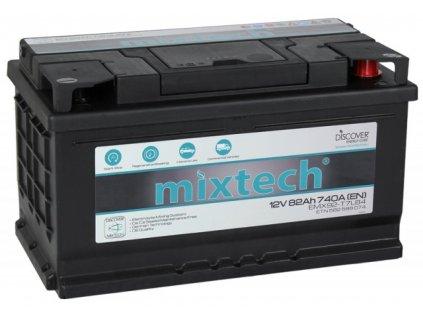 Autobaterie MIXTECH EMX MT82, 82Ah, 12V